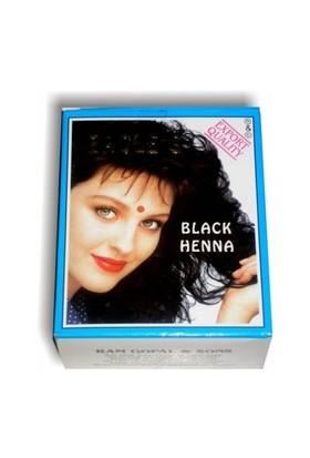 Gold Henna Hint Kınası Siyah