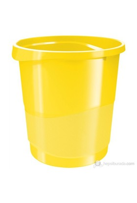 Esselte Vivida Çöp Kovası Sarı 623946