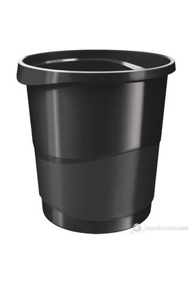 Esselte Vivida Çöp Kovası Siyah 623952