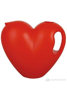 House2Home - Plastik Sulama Kabı - Kalp