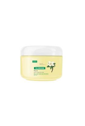 KLORANE Masque magnolia 150 ml - Manolya ekstreli saç maskesi (ışıltı veren)
