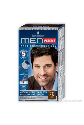 Men Perfect 70 Koyu Kahve 40Ml
