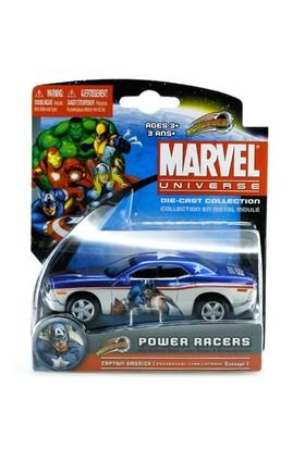 Marvel Power Racers Dodge Challenger Oyuncak Araba