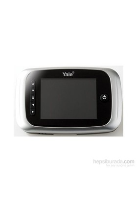 Yale LCD Ekranlı Dijital Kapı Dürbünü - 5000 Serisi