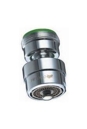 Universal® Oynar Başlıklı Dokunmatik Musluk Perlatörü 5 Litre/Dakika (Tasarruflu)