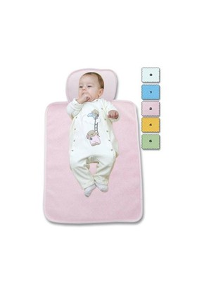 Sevi Bebe Pratik Alt Açma Minderi Pembe