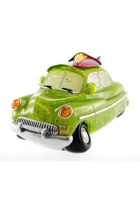 Giftpoint Yeşil Araba Masa Tipi Gece Lambası