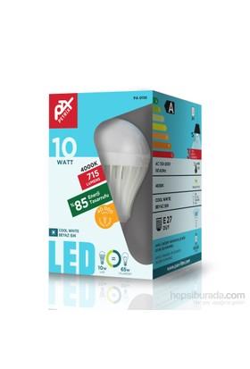 Petrix 10 Watt Led Ampul - E-27 Duy - Beyaz Işık