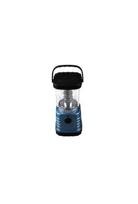 Cfl-806 Mini Darbe Dayanıklı Pusulalı 12 Ledli Kamp Feneri 70179