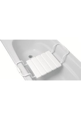Doğuş Banyo Küvet Oturağı-Beyaz