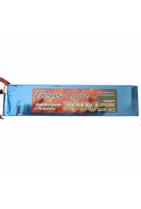 Gens Ace 7000Mah 14.8V 40C 4S1p Lipo Batarya