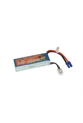 Gens Ace 3700Mah 14.8V 35C 4S1p Lipo Batarya