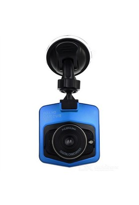 """Probiel C900 2.4"""" İnç 3Mp Ir Led Aydınlatmalı Gece Görüşlü Full Hd Dvr Araç Kamerası - Mavi"""