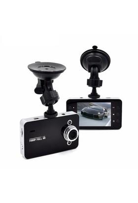 "Probiel K6000hd 2.4"" İnç 3Mp Ir Led Aydınlatmalı Gece Görüşlü Full Hd Dvr Araç Kamerası"