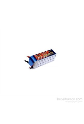 Gens Ace 3700Mah 22.2V 35C 6S1p Lipo Batarya