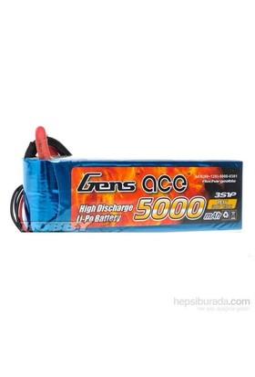Gens Ace 5000Mah 11.1V 60C 3S1p Lipo Batarya