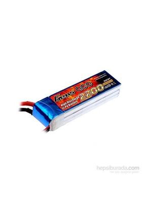 Gens Ace 2200Mah 11.1V 30C 3S1p Lipo Batarya