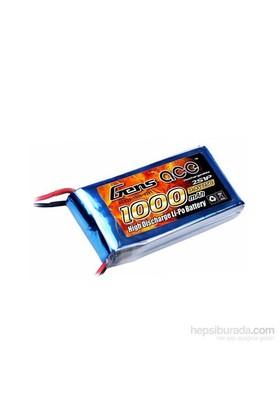 Gens Ace 1000Mah 7.4V 25C 2S1p Lipo Batarya