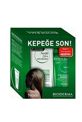 Bioderma Node Ds 125Ml + Node Fluid Şampuan 200Ml