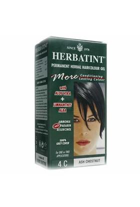 Herbatint 4C Ash Chestnut - Kül Kestane Saç Boyası