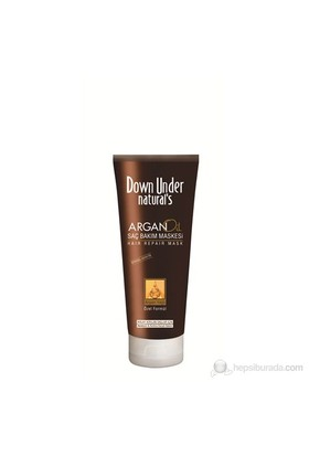 Down Under Natural's Argan Oil Maske-200ml