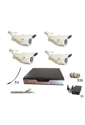 Lorex Gece Görüşlü Güvenlik Kamerası Seti