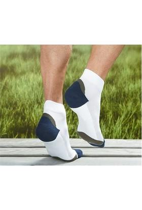 Gabriel Najdorf Kısa Spor Çorap