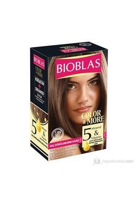 Bioblas 7.99 Badem Kahve 50 Ml. Saç Boyası