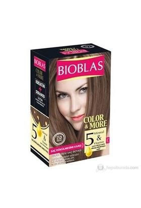 Bioblas 7.0 Kumral 50 Ml. Saç Boyası
