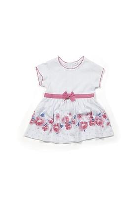 Zeyland Kız Çocuk Beyaz Elbise - K-61M2LEF34
