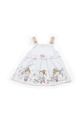 Zeyland Kız Çocuk Beyaz Jile - K-61M2LJR36
