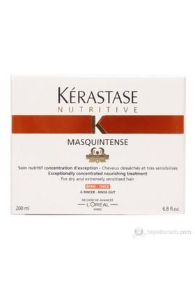 Kerastase - Nutritive Masquintense Thick - Kalın Telli Kuru Saçlar İçin Nem Maskesi 200 Ml.