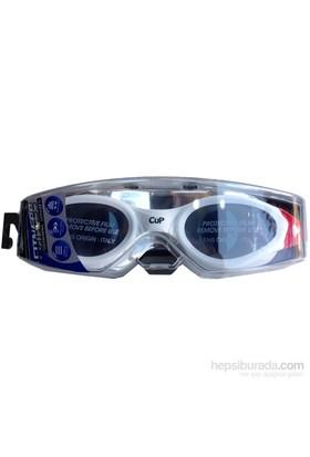 Cup- S50 Pacific Yüzme Gözlüğü Beyaz