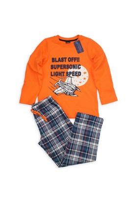 Modakids Wonder Kids Erkek Çocuk Pijama Takımı 010-4622-005