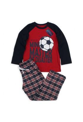 Modakids Wonder Kids Erkek Çocuk Pijama Takımı 010-4623-002