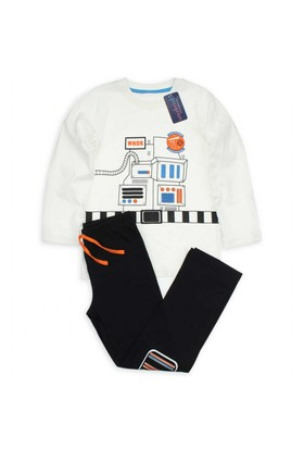 Modakids Wonder Kids Erkek Çocuk Pijama Takımı 010-4625-028