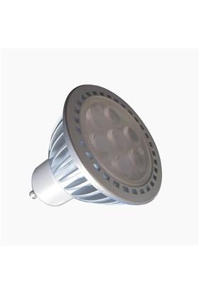 Lamptıme Ampul Led Çanak Lamptıme Gu10 7W 6500K Beyaz Işık 303603