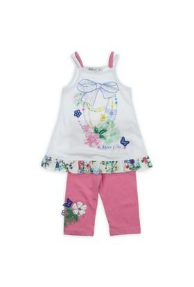 Modakids Bulicca Kız Çocuk Taytlı Takım (2-6 Yaş) 029-6095-021