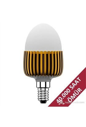 Hizmark Led (BYD) Ampul - 3.6 Watt - E14 Duylu - Beyaz Işık (Günışığı)