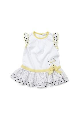 Zeyland Kız Çocuk Beyaz Elbise - K-61M2LBM32