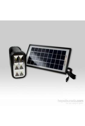 Panther PT-8070 Solar Şarjlı Aydınlatma Sistemi