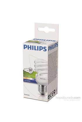 Philips EconomyTwister 12W Beyaz Işık Normal Duy
