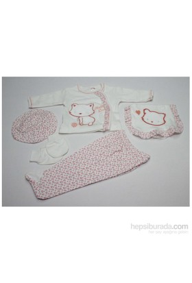 Nenny Baby Nenny Baby 5 Li Hastane Çıkışı T-709 Narçiçeği