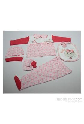 Nenny Baby Nenny Baby 5 Li Hastane Çıkışı T-714 Narçiçeği