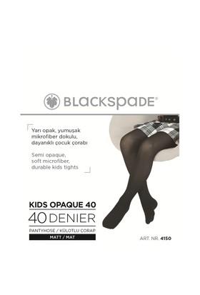 Blackspade Kız Çocuk Çorap 4150 Pembe