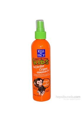 Kiss My Face Çocuk İçin Saç Açıcı Sprey