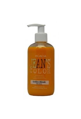 Acacia Jean's Color Su Bazlı Amonyaksız Saç Boyası (Altın Sarısı