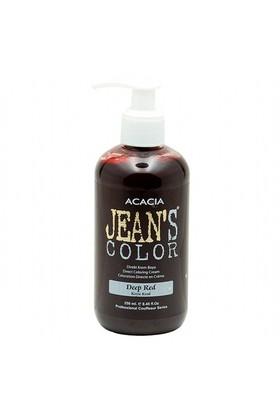 Acacia Jeans Color Saç Boyası Koyu Kızıl 250 Ml