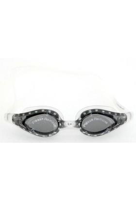 Dunlop (Yetişkin) Yüzücü Gözlüğü TP-131AF Clear/Smoke