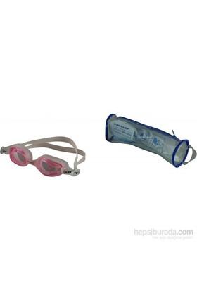 Dunlop Yüzücü Gözlüğü 2323-3 Pembe